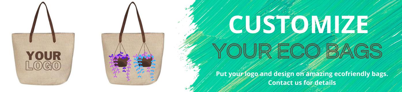 ecofriendly jute bags in uae Save the planet Customize jute bag , jute bag supplier in uae