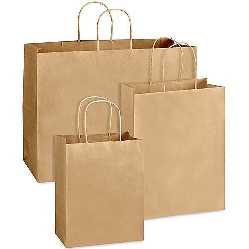 Kraft Bags ecofriendly shopping bags for the best price